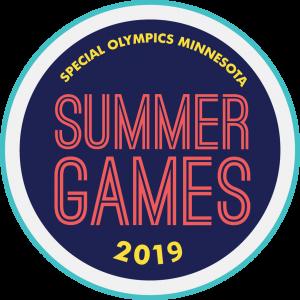 Special Olympics Minnesota 2019 Summer Games logo